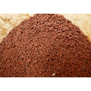 Lawa wulkaniczna 1 kg drobnoziarnista